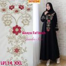 Abaya Bordir Fatimah Size XL