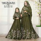 Baju Gamis Couple Maxmara Dewi