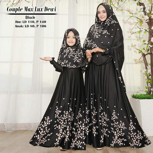 baju muslim couple dewi