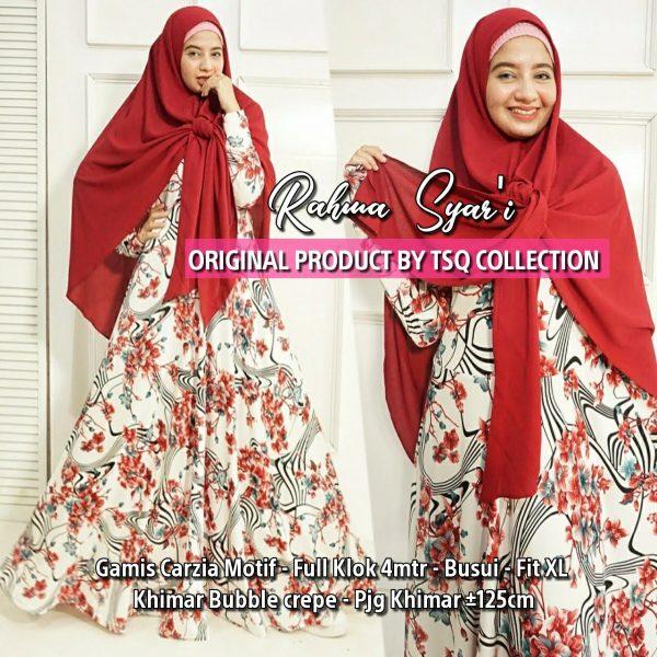 baju muslim murah rahma
