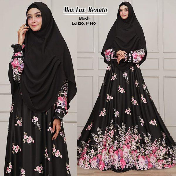 model baju muslim renata