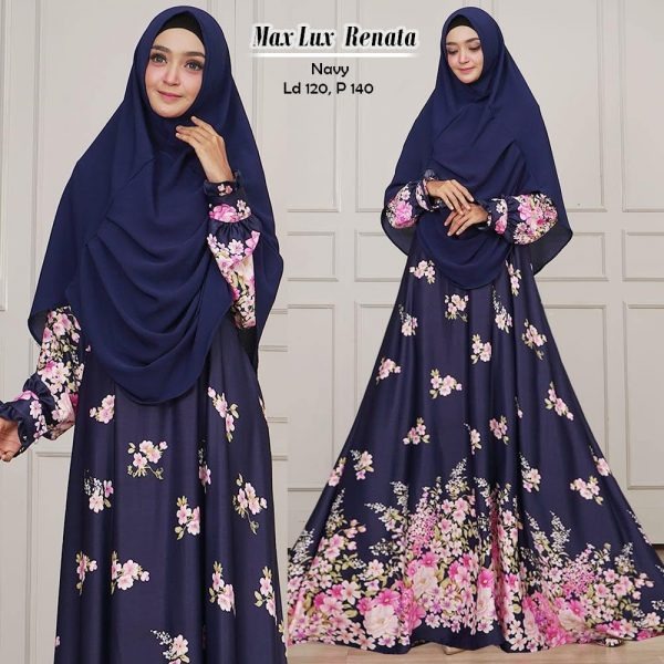 baju muslim syari renata