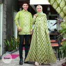 Baju Gamis Couple Syahiba Organza