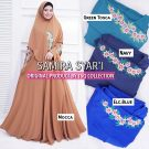 Baju Muslim Polos Samira Syari