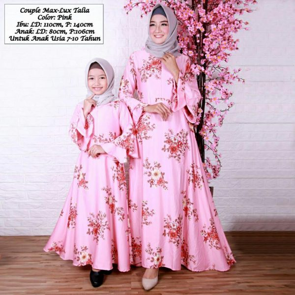 model baju couple talia