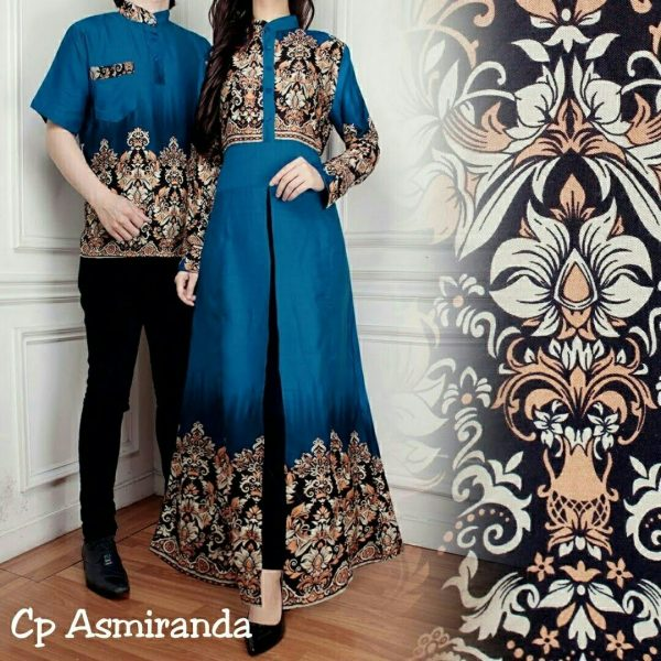 Baju Batik Couple Asmiranda