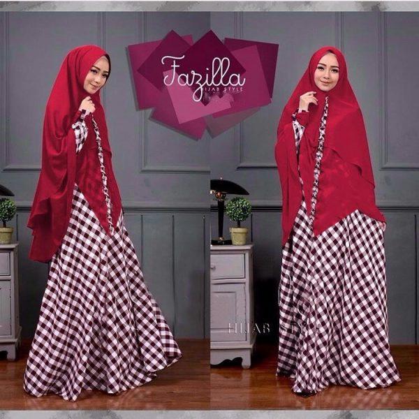 busana muslim modern fazilla