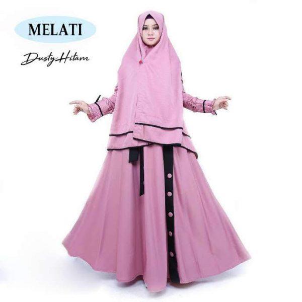 baju muslim modern melati syari