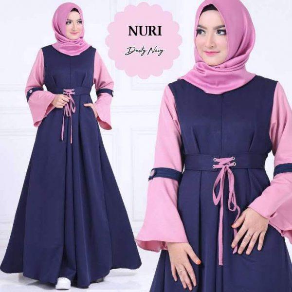 baju muslim murah nuri