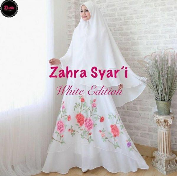 Dress Muslimah Syari Untuk Anak Muda