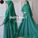 Gamis Syari Nulita Woolpeach XL