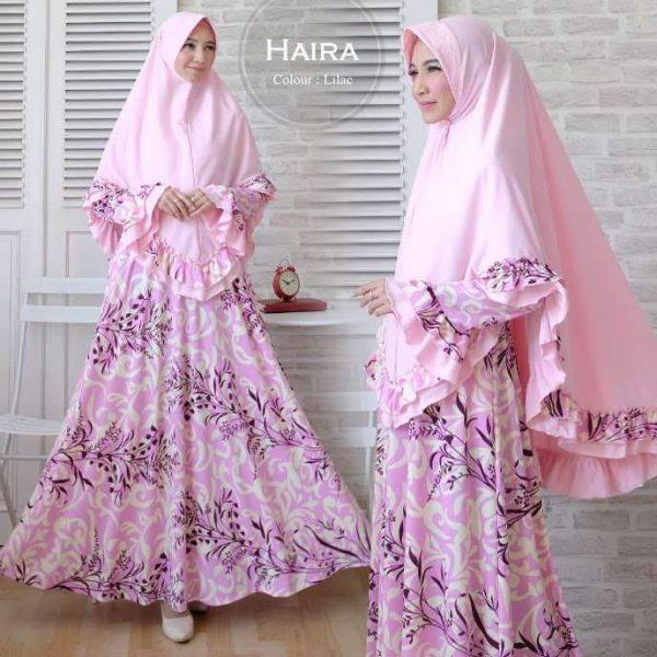 baju muslim murah haira