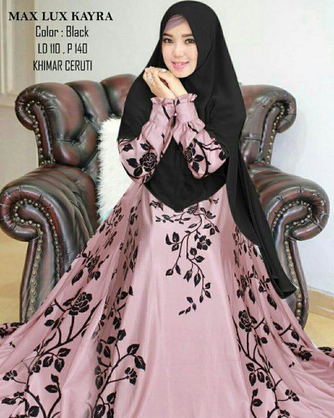 Baju Muslim Syari Maxmara Kayra