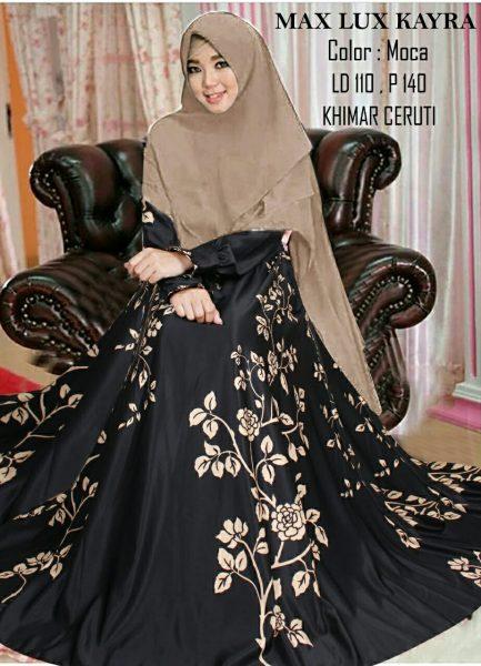 baju muslim syari kayra