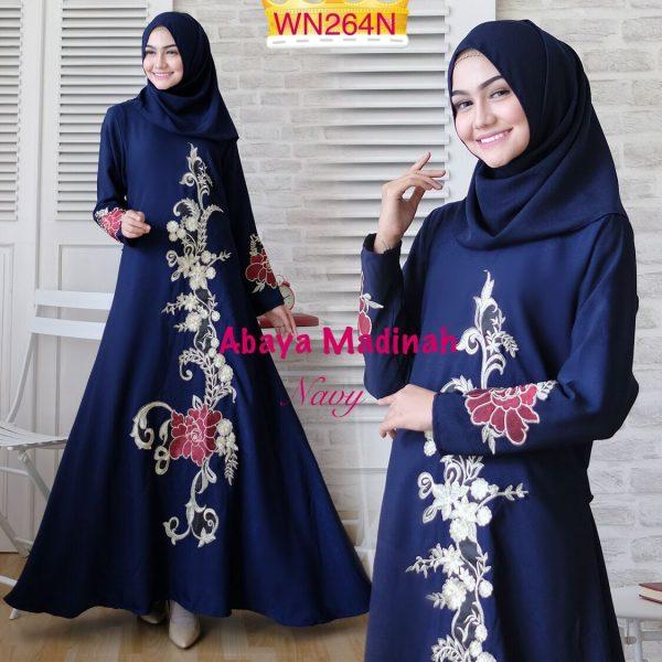 abaya modern madinah