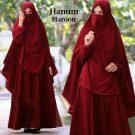 Gamis Misbie Hanum Syari Plus Cadar