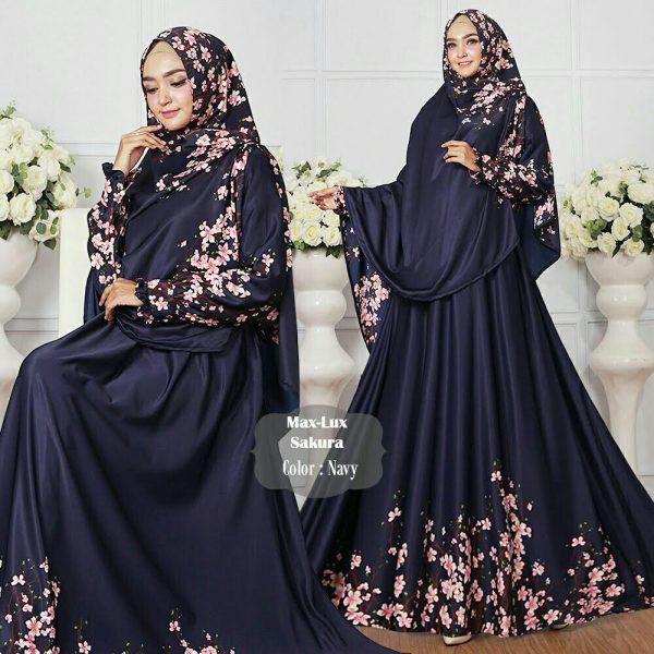 baju muslim maxmara sakura