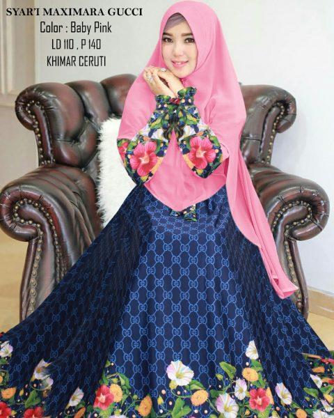 baju muslim maxmara gucci