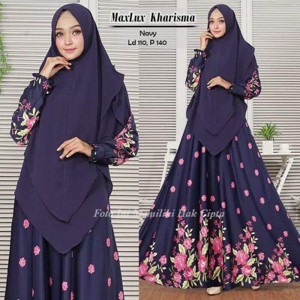 baju muslim cantik kharisma