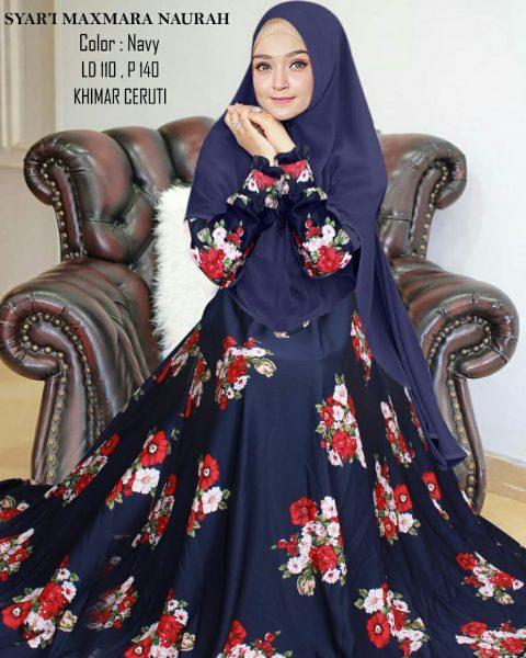 baju muslim maxmara naurah