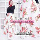 Rok Motif Bunga Alina Skirt