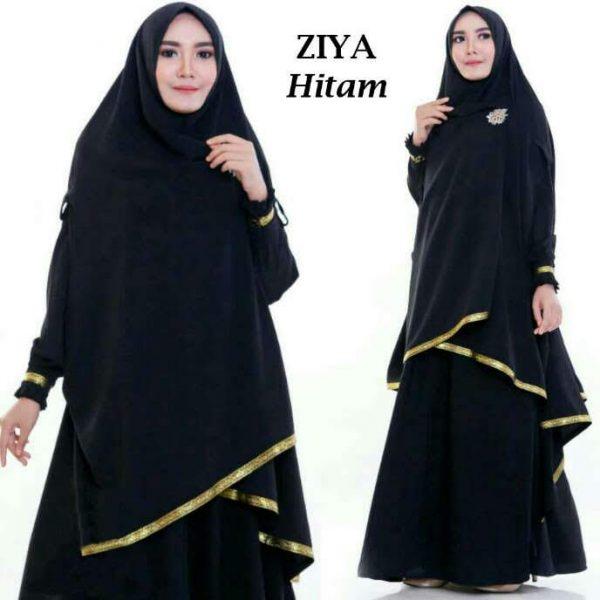 baju muslim polos ziya