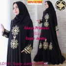 Gamis Abaya Princess Super Jumbo