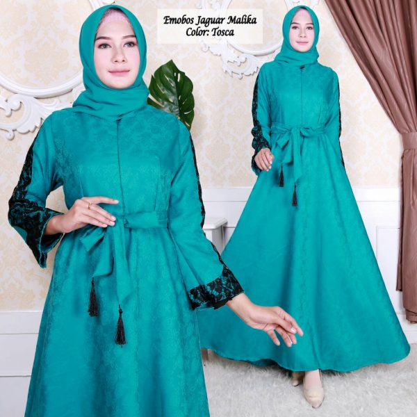 model gamis pesta maxmara malika