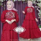 Baju Muslim Modern Gamis Brukat