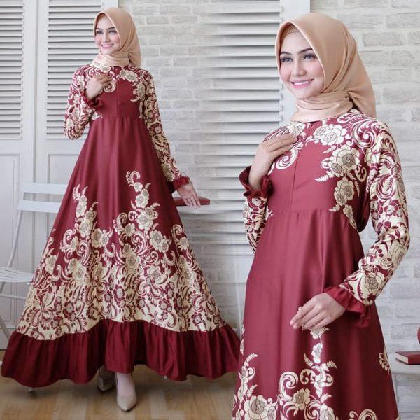 baju muslim murah macmara carla