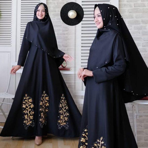 baju muslim modern syari rosma