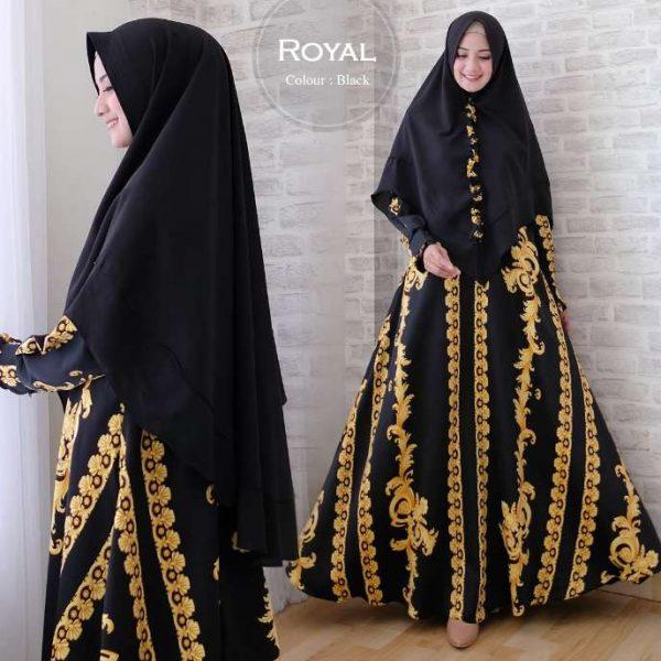 baju muslim maxmara royal