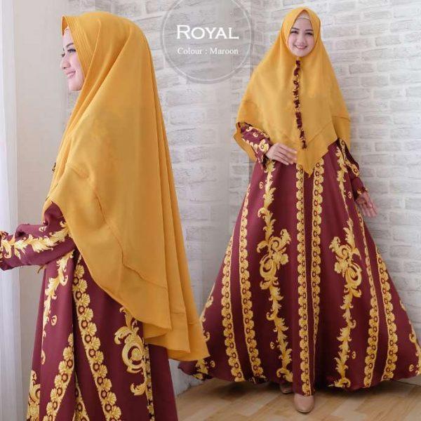 gamis maxmara Royal Syari