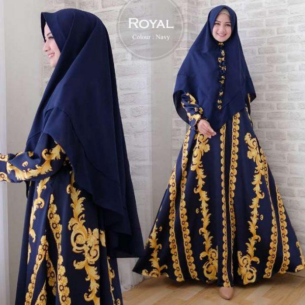 gamis maxmara terbaru Royal Syari