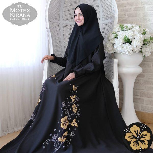 baju muslim pesta jumbo syari kirana