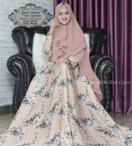 baju muslim maxmara iriana syari
