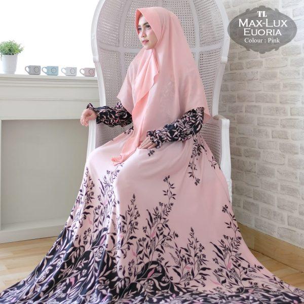 Baju Muslim Jumbo Evoria Maxmara