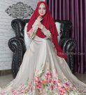 Baju Muslim Maxmara Syari Dinda