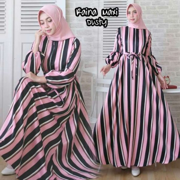model gamis maxmara raina maxi