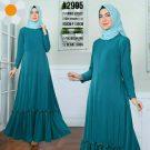 Baju Gamis Jersey Basic