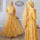 Baju Gamis Brokat Mayatri