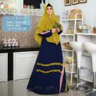 Gamis Ceruty Kanira Plus Jilbab