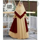 Gamis Kamala Mostcrepe Plus Jilbab