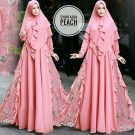 Gamis Syari Alba Moscrepe