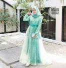 Gamis Pesta Maxi Cinderella