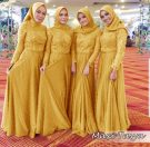 Gamis Pesta Maxi Tasya